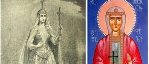 Святая Шушаник - дочь Вардана