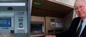Лютер Джордж Симджян - Изобретатель банкомата