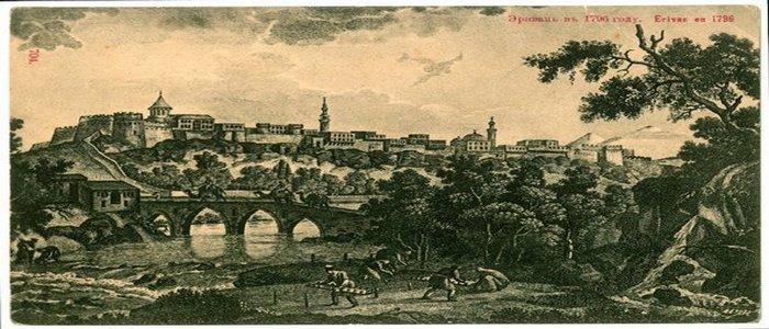 Ереван не раз восставал из пепла и руин