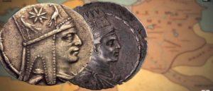 Царь Артавазд и о война с римлянами