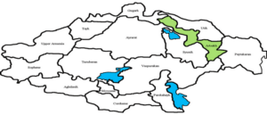 Исторические события Арцаха