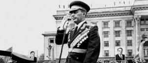 Амазасп Бабаджанян - Маршал