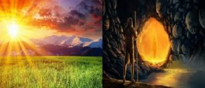 Арев и Краг - Сказки Армении