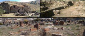 Древние и старинные памятники В Армении