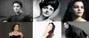 Известные армянские красавицы