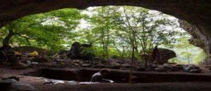 Древняя пещера Гетаовит
