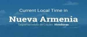Гондурас - Nueva Armenia