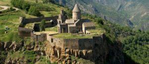 Армения - Монастырь Татев