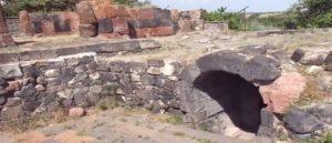 Село Ахцк в Армении