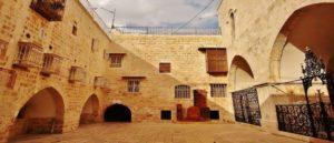 Древний Армянский квартал в Иерусалиме
