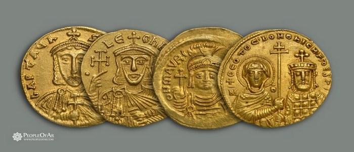 Армяне - Императоры Византии
