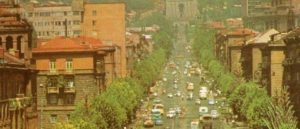 Город Ереван - Люди и Архитектура