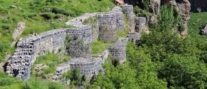 Когда-то Бжни был крепостью