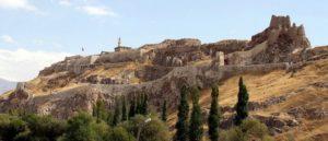 Город Ван в стране армянских царей