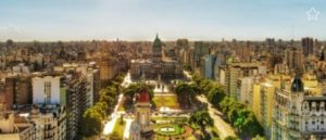 В столице Аргентины