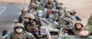 Любовь к армии Армении