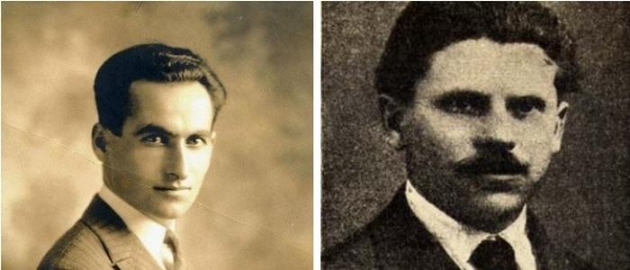 Согомон Тейлерян и Самуил Шварцбурд — Мстители оправданные судом
