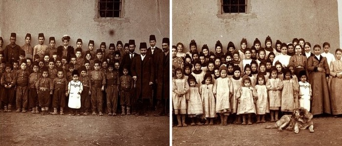 Система образования в Муше — Историческая Армения
