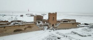 Зимний Ани - Историческая Армения