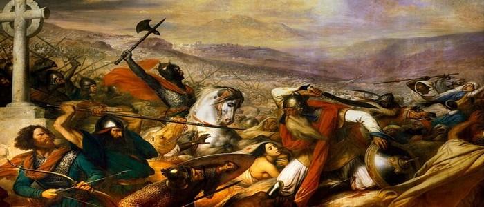 Судьба христианской Европы в битве при Пуатье