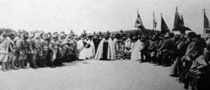 Женщины воины на страже Армении