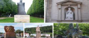 Пять памятников в мире