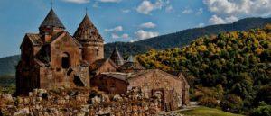 Возведение монастыря Hop Гетик