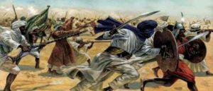 Вторжение арабов в Армению