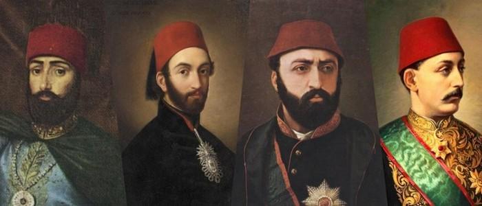 Османские Султаны в попытке выйти за рамки стереотипов