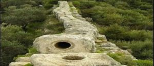 Древний акведук - Гамирк