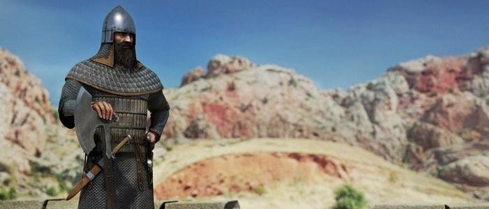Сакравор — Воин Древней Армении