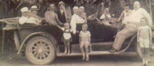 Уникальные фото семьи Тейлерян