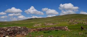 В Бюракане - Историческая Армения