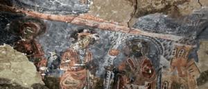 В Кесарии воры разрушили