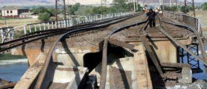 Железнодорожная блокада Армении