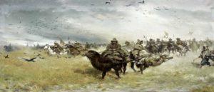 О том, как появилась татары