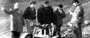 Самодельная артиллерия