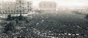 Баку - Январь 1990г. - Войска