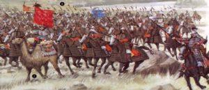 О взятии татарами города Шамхор