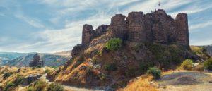 Загадочная крепость Амберд