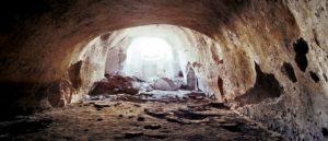 Уникальный армянский пещерный храм