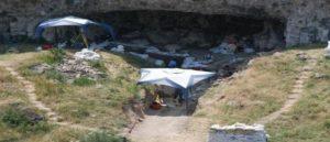 Армения - Пещера Лусакерт
