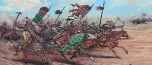 О разорении татарами города Лори