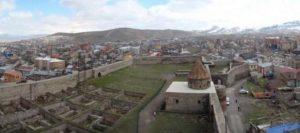 Разорение города Карин