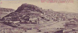 Город Карс в стране армянских царей