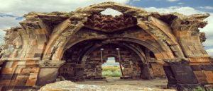 Древняя армянская столица Ани