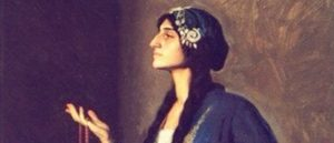 Нварт Дзерон - Дочь Армении