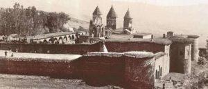 Монастырь Сурб Карапет в Муше