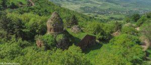 Монастырь Хоранашат и армянский карас