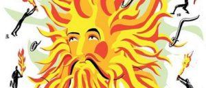 Армянская легенда о Солнце